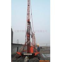 XPL-30A  Jet-grouting drilling Crawler drilling rig Double winch and high drill tower Manufactures
