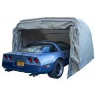 Retractable Portable Car Garage Shelter / Car Sheds 228 X 102 X 82.8 Inches  Manufactures
