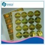 Tamper Evident Custom Hologram Stickers Manufactures