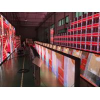 High Brightness Outdoor Advertising Led Display Screen, Football Stadium LED Display Manufactures