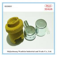 Immersion sampler for molten steel with round cup Manufactures