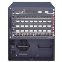 China Protocols Layer 4 LAN 9 slots Cisco Network Switch WS - C6509 - E with I / O Expansions on sale
