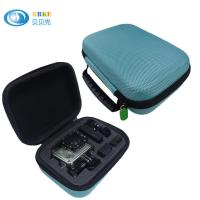 China Waterproof Sports Camera Hard Shell Tool Case Dark Green Color 175x125x70mm on sale