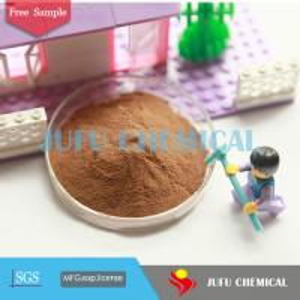China Hot Pine Pulp Calcium Lignosulphonate Brown Powder/ Ca Lignosulfonate CF-2 on sale