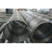 Stainless Steel Water Well Sand Screen Metal Mesh Screen Long Working Life Manufactures