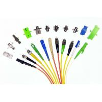 Duplex ST to SC Multimode Fiber Optic Patch Cord for Telecommunication Networks Manufactures