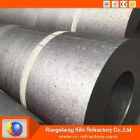 Low Ash Material Steel Kiln Graphite Electrode High Mechanical Strength Good Antioxidation Manufactures