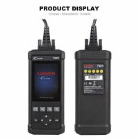 Launch Creader 7001F Full Launch Diagnostic Tools Full OBD2 Funtions Scanner with EPB/BMS/DPF/SAS/BLEEDING ,Oil Reset Manufactures