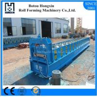 Stable Structure Automatic Roll Forming Machine Joint Hidden Type PLC Control Manufactures
