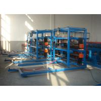 EPS And Rockwool Roof Sandwich Panel Roll Forming Machine Production Line Manufactures