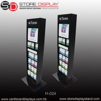 Quality phone accessories hook display stand for promotional for sale