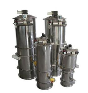 Food Grade Industrial Vacuum Feeder Oil Resistant Stable Performance Manufactures
