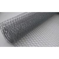 Silver Woven 2 Inch Chicken Wire Mesh Stainless Steel For Garden / Poultry Manufactures