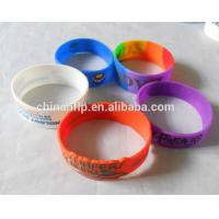 2014 newest style cheap custom silicone bracelet Manufactures