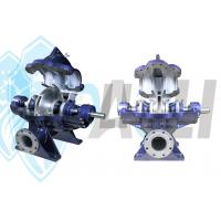 Industrial Double Suction Centrifugal Pump For Water Plant /  Irrigation Manufactures