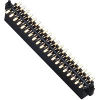 WCON Female 1.27 Mm Pin Header Dual Row SMT Pin Header 1.0AMP Manufactures