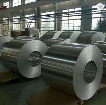 Quality Temper O H14 H16 Aluminium Gutter Coil 5005 , 5052 , 8011 Alloy Aluminum Trim Coil for sale