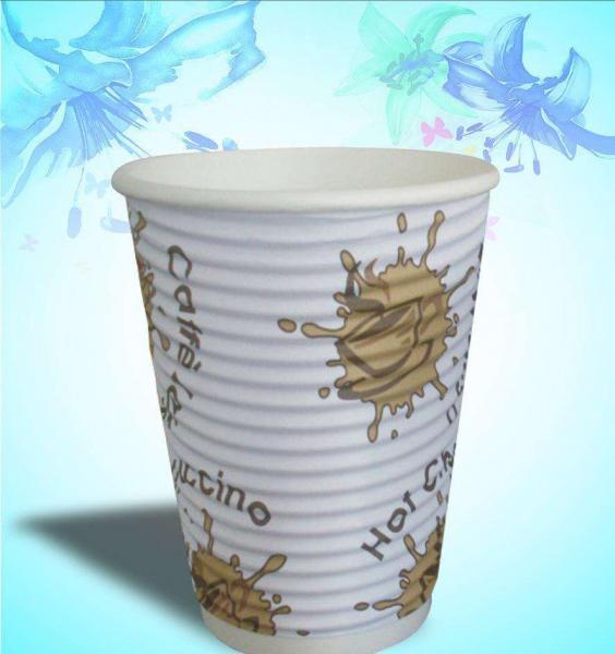 Taiwan Evergreen Brand Ultrasonic Heating Double Wall Paper Cup Making Machine