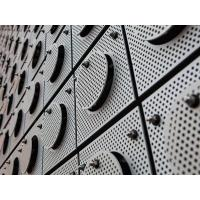 Perforated Stainless Steel Sheet for Architectural Decor & Ventilating Manufactures