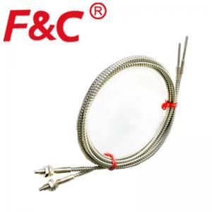 M4 SUS304 350C High Temperature Optical fiber Sensor through-beam Manufactures
