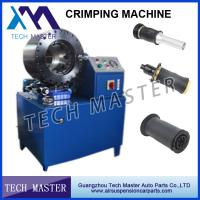 Car Air Suspension Parts Use Hydraulic Hose Crimping Machine Manufactures
