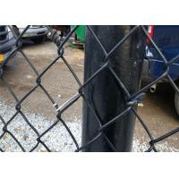 """Industrial/Commercial Chain Link mesh Fabric  2""""x2' mesh Height  6ft Height diameter 11GA Manufactures"""