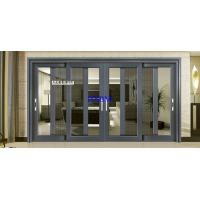 Air Permeation Resistant Aluminum Sliding Doors With 5 Years Warranty Manufactures
