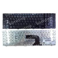 China Port Black Portuguese Keyboard Layout , Dell Inspiron Laptop Keyboard With Frame on sale