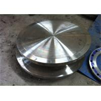 UNS N06625 Weld On Pipe Flange / Forged Shaft Disc Ring Forgings Manufactures