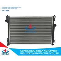 2018 Toyota Camry Plastic Toyota Radiator / Car Spare Parts OEM 16400-0V300 Manufactures