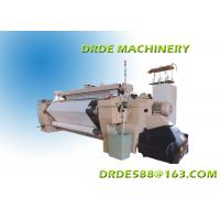 High Efficiency Cotton Fabrics Air Jet Loom Weaving Machine Plain Tappet Shedding Manufactures