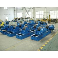 2 x 3 Kw Motors Pipe Rotators For Welding 700 ~ 6000mm Vessel Diameter Manufactures