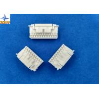 Automotive Connectors 2.00mm Pitch 20PIn or 24Pin Tin-Plated/Gold-Flash PAD Terminals Manufactures