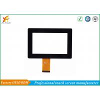 Logo Printed Car Touch Panel Free Drive , Plug And Play ILITEK 2511 Manufactures