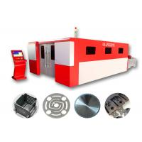 Super Quality Sheet Metal Laser Cutting Machine Fiber Laser Cutter