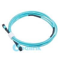 Double Jacket Round Multimode Fiber Patch Cable , OFC Patch Cord Good Durability Manufactures