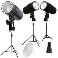Mini studio flash A-200, strobe light 200ws, photography light Manufactures