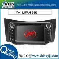 Car Gps Navigation for LIFAN 320 with bluetooth / map/ ipod