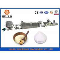China Textile Paper Industry Corn Starch Manufacturing Machinery Production Line Full Automatic on sale