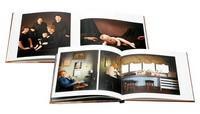 China Beautiful 12x12 inch Matt Art Paper Hardcover Photo Album for Graduation on sale
