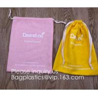 Reusable ECO Friendly 100% Cotton Double Drawstring Muslin Bags,Linen Gift Sachets Favors Pouches Party Wedding Jewelry Manufactures