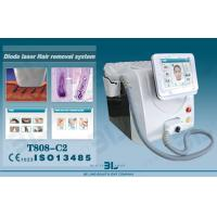 Professional Laser Hair Removal Machines In 808nm Wavelength And Sapphire Contact Cooling System Manufactures