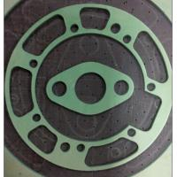 China mechanical seal rubberized graphite without no wire joint sheet gasket cutter machine on sale