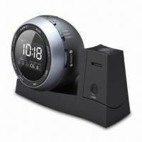 Clock Radio with Blue Display and Dual Alarm Function Manufactures