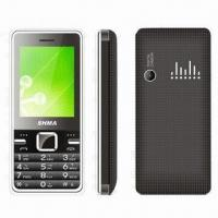 GSM Phones/GSM Double-frequency Dual-SIM Mobile Phones, 1,100mAh Battery Manufactures
