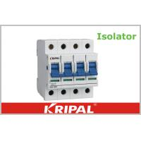 Indoor IP20 Mini Isolator Switch Mini Circuit Breaker 100 Amp MCB Manufactures