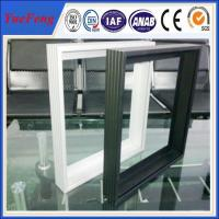 Wow!! Solar panel aluminium profile anodized frosted silver Manufactures