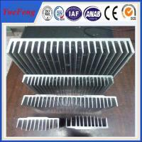 aluminium alloy extrusions supplier, custom aluminium extrusion heatsink manufacturer Manufactures