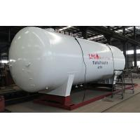 Custom Made Transporting Large Propane Tanks For Gas Cylinder Filling Plant Set Up Manufactures