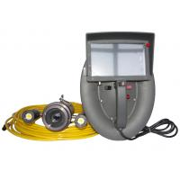 360° Rotation Underwater Camera 18 Times Zoom Camera with LED Lights,VVL-KS-Z,7M pole Manufactures